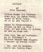 digte under besættelsen
